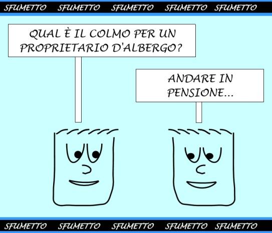 Vignette Pensione Divertenti Powermall