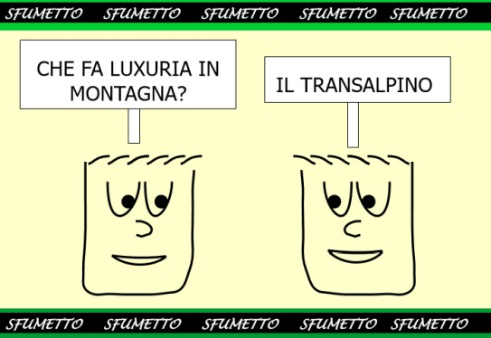 luxuria transalpino