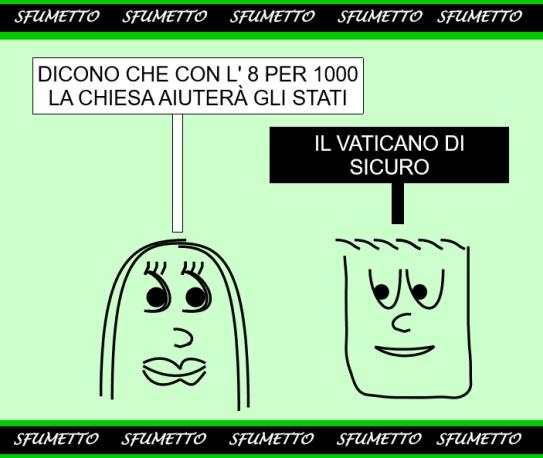 Le barzellette sulla religione barzellette vignette e - Le finestre sul vaticano ...