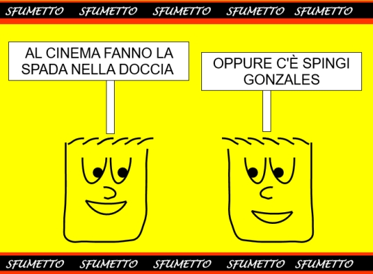 film porno al cinema