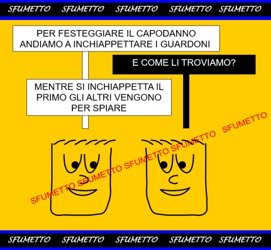 inchiappettare i guardoni